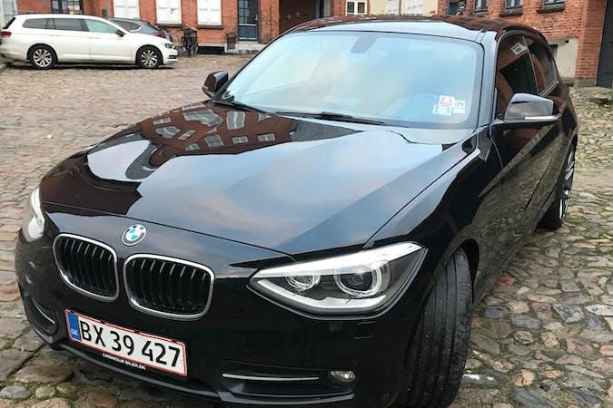 Billig billeje af BMW 1 Series med GPS nær 8800 Viborg.