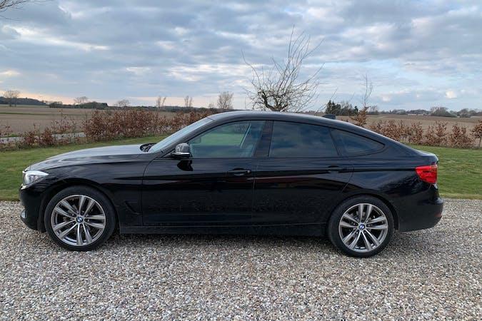 Billig billeje af BMW 3 Series med GPS nær 4800 Nykøbing Falster.