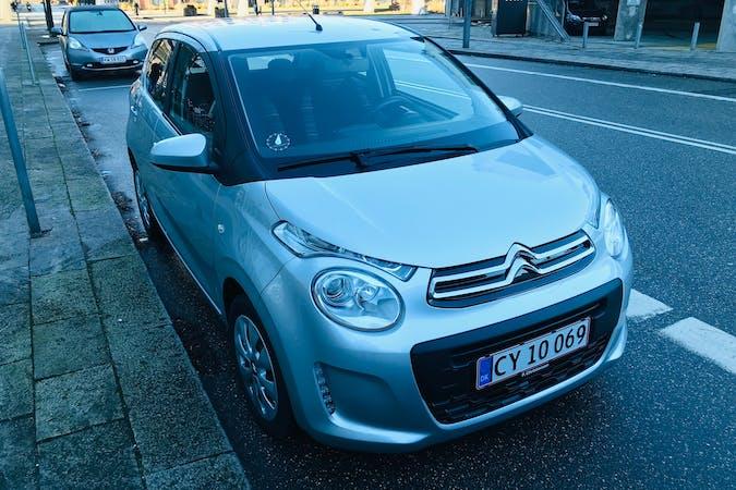 Billig billeje af Citroën C1 med GPS nær 2300 København.