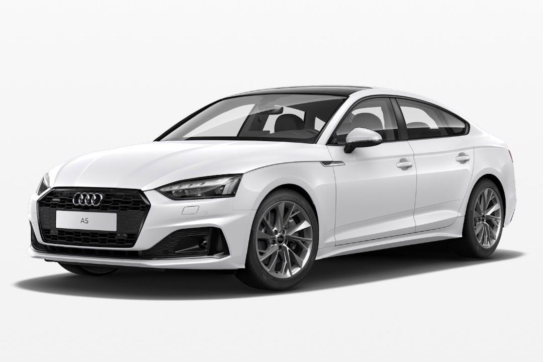 Billig biluthyrning av Audi A5 Sportback med Isofix i närheten av 412 66 .