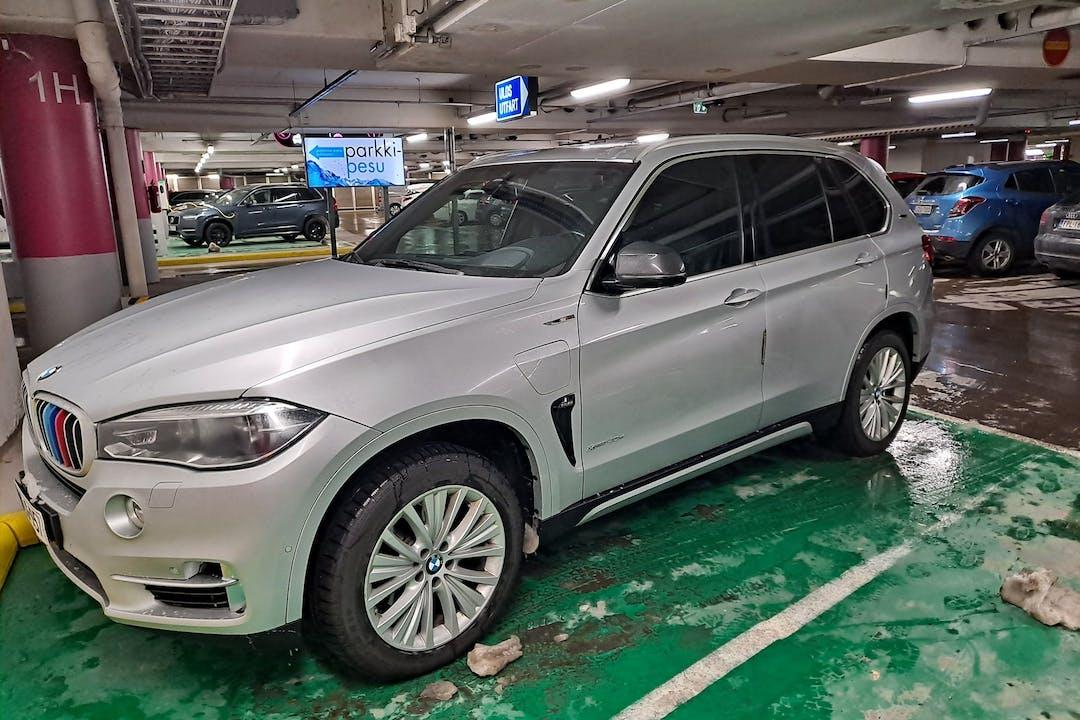 BMW X5n halpa vuokraus GPSn kanssa lähellä 02320 Espoo.