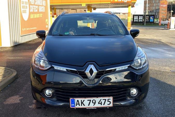 Billig billeje af Renault Clio nær  Frederiksberg.