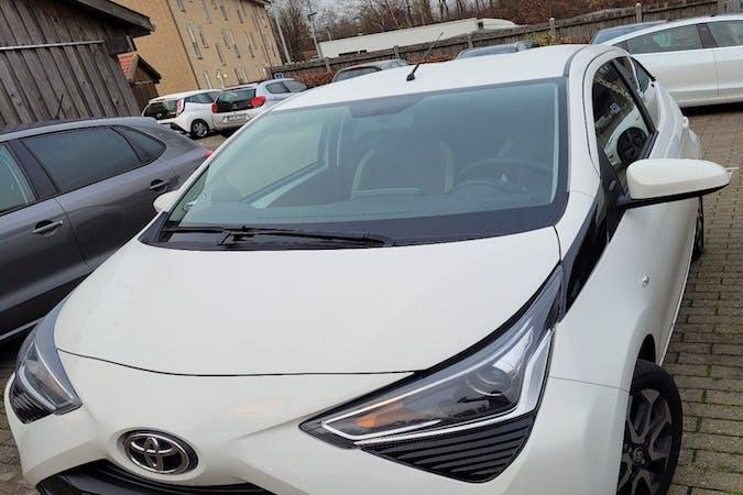Billig billeje af Toyota AYGO nær 3520 Farum.