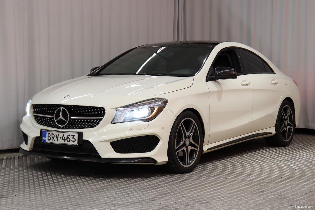 Mercedes CLAn halpa vuokraus GPSn kanssa lähellä 94100 Kemi.