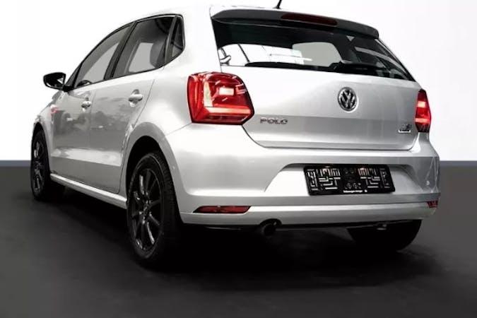 Billig billeje af Volkswagen Polo med Isofix beslag nær 2300 København.