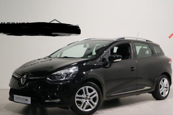 Billig billeje af Renault Clio nær 2635 Ishøj.