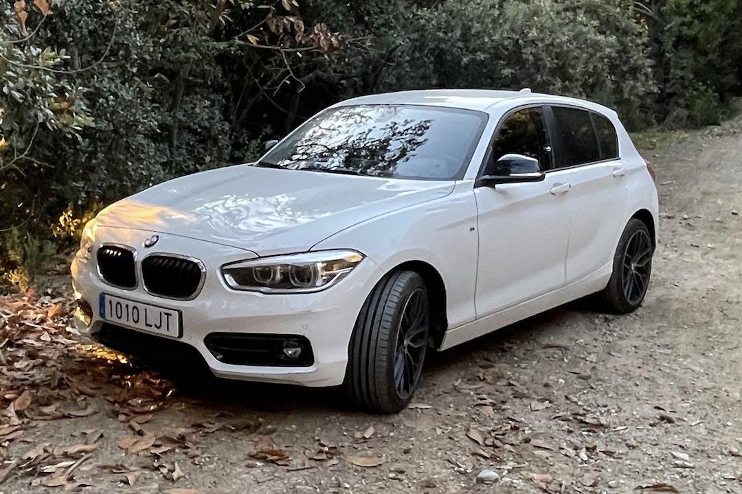 Alquiler barato de BMW 1 Series cerca de 08009 Barcelona.