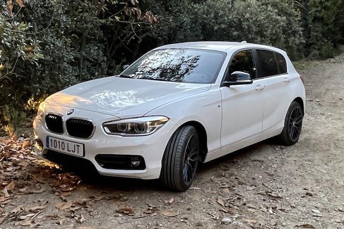 Alquiler barato de BMW 1 Series cerca de 08024 Barcelona.