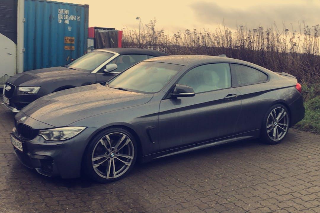 Billig billeje af BMW 4 Series nær 4700 Næstved.