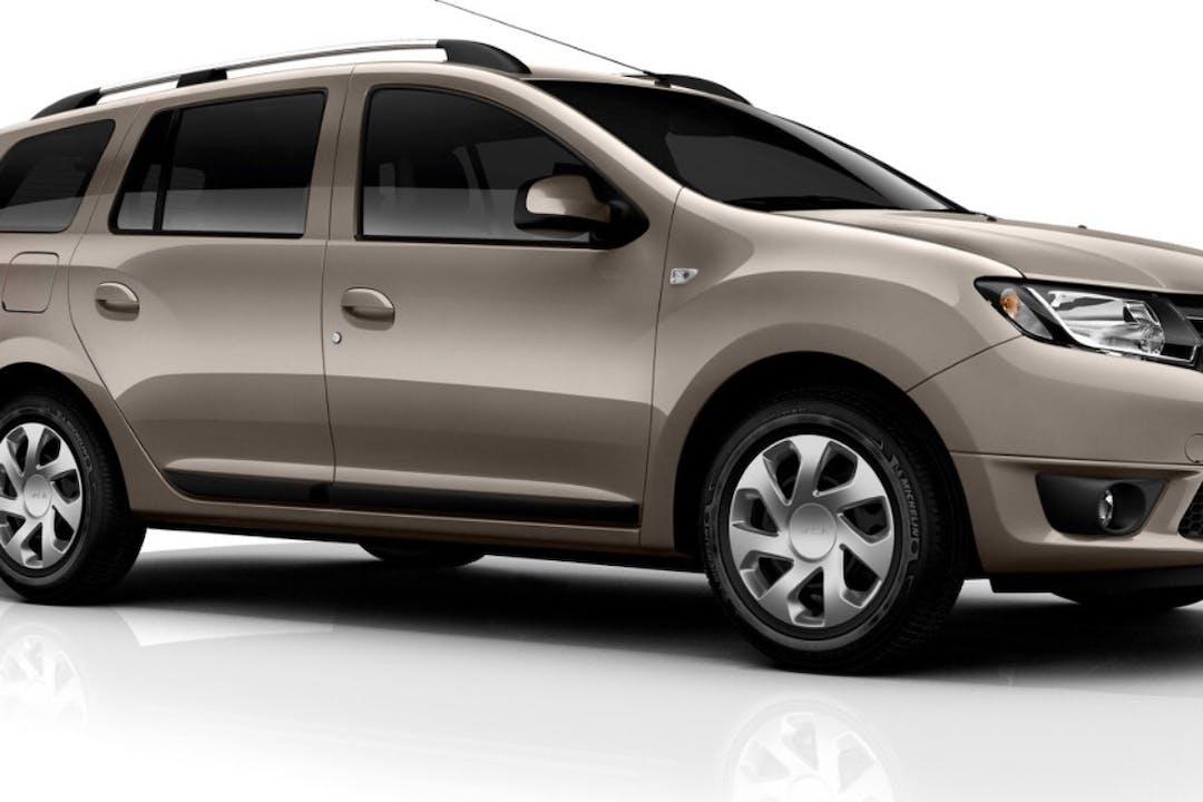 Billig billeje af Dacia Logan nær 2770 Kastrup.