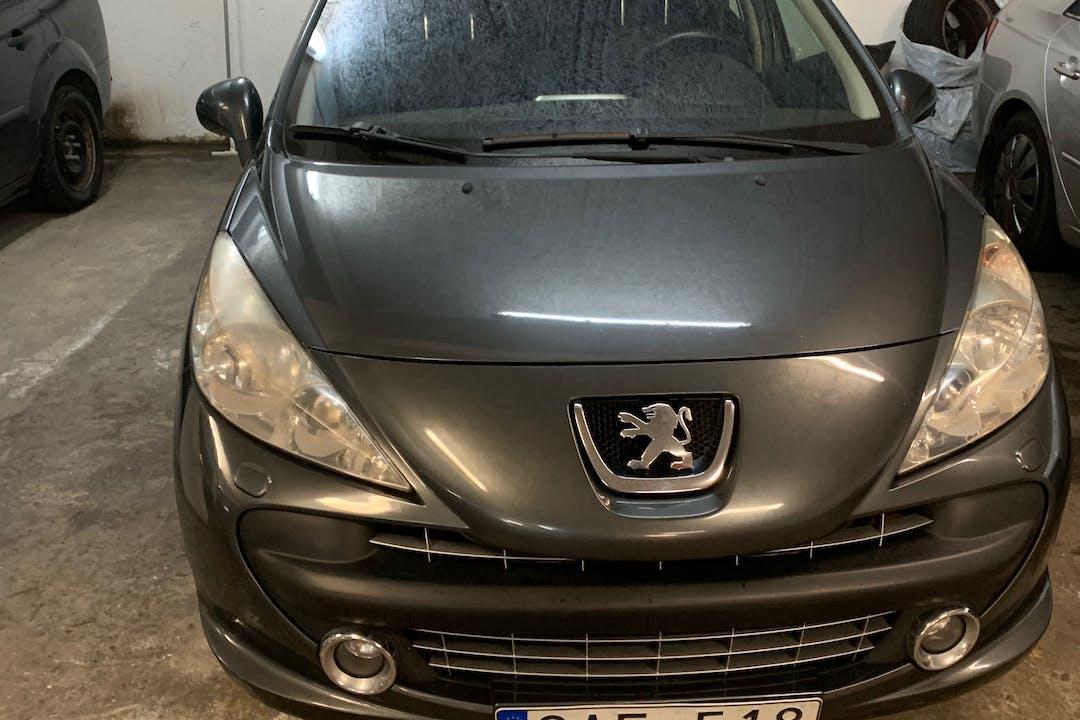 Billig billeje af Peugeot 207 SW nær 2791 Dragør.