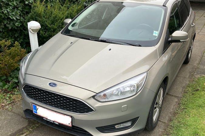 Billig billeje af Ford Focus med Isofix beslag nær 2820 Gentofte.