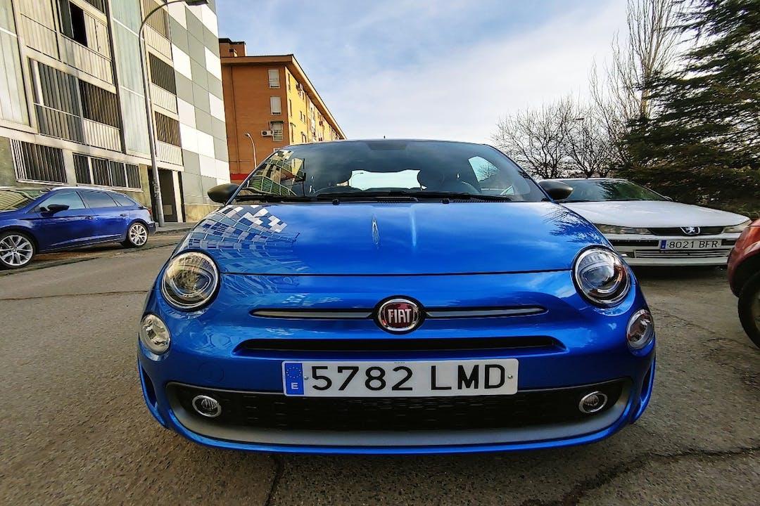 Alquiler barato de Fiat 500 cerca de 28041 Madrid.