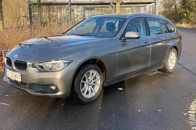 Billig billeje af BMW 3 Series med GPS nær 5260 Odense.