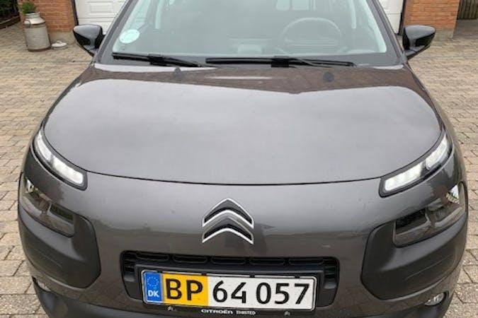 Billig billeje af Citroën C4 Cactus nær 7730 Hanstholm.
