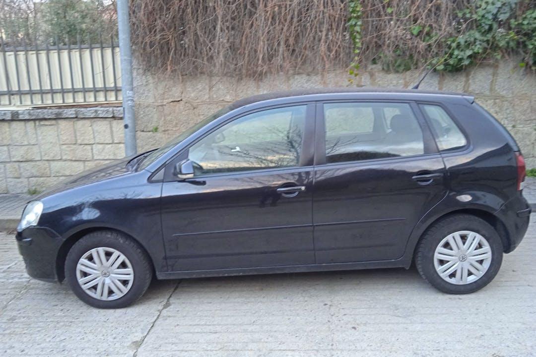 Alquiler barato de Volkswagen Polo cerca de 28002 Madrid.