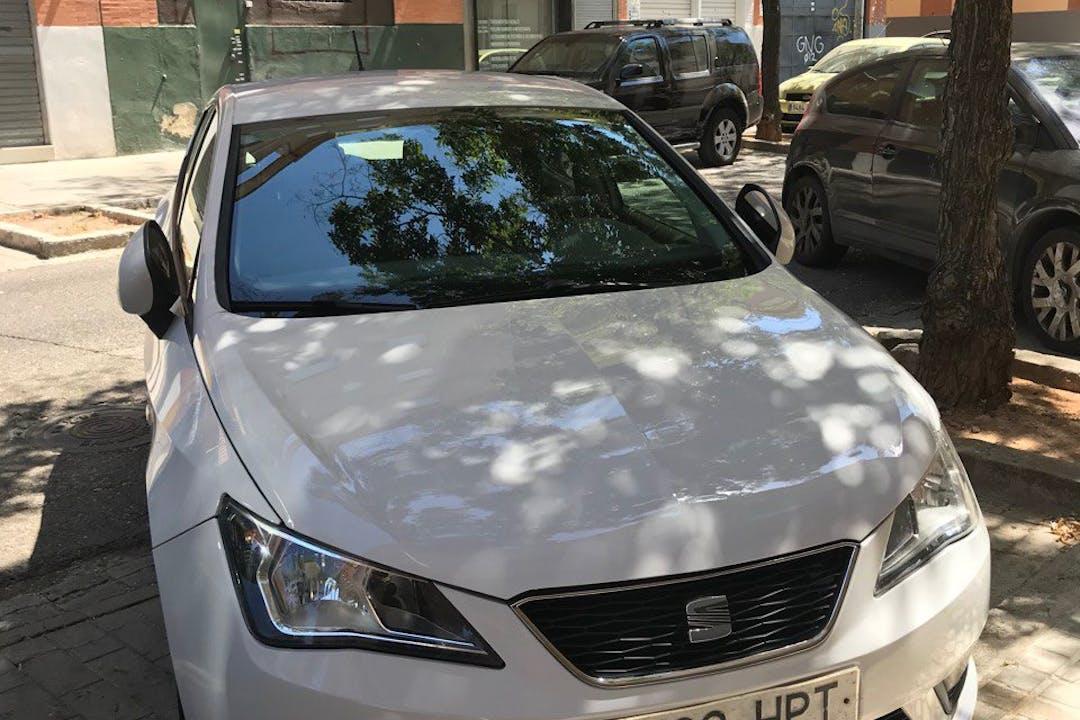 Alquiler barato de Seat Ibiza cerca de 41500 Alcalá de Guadaíra.