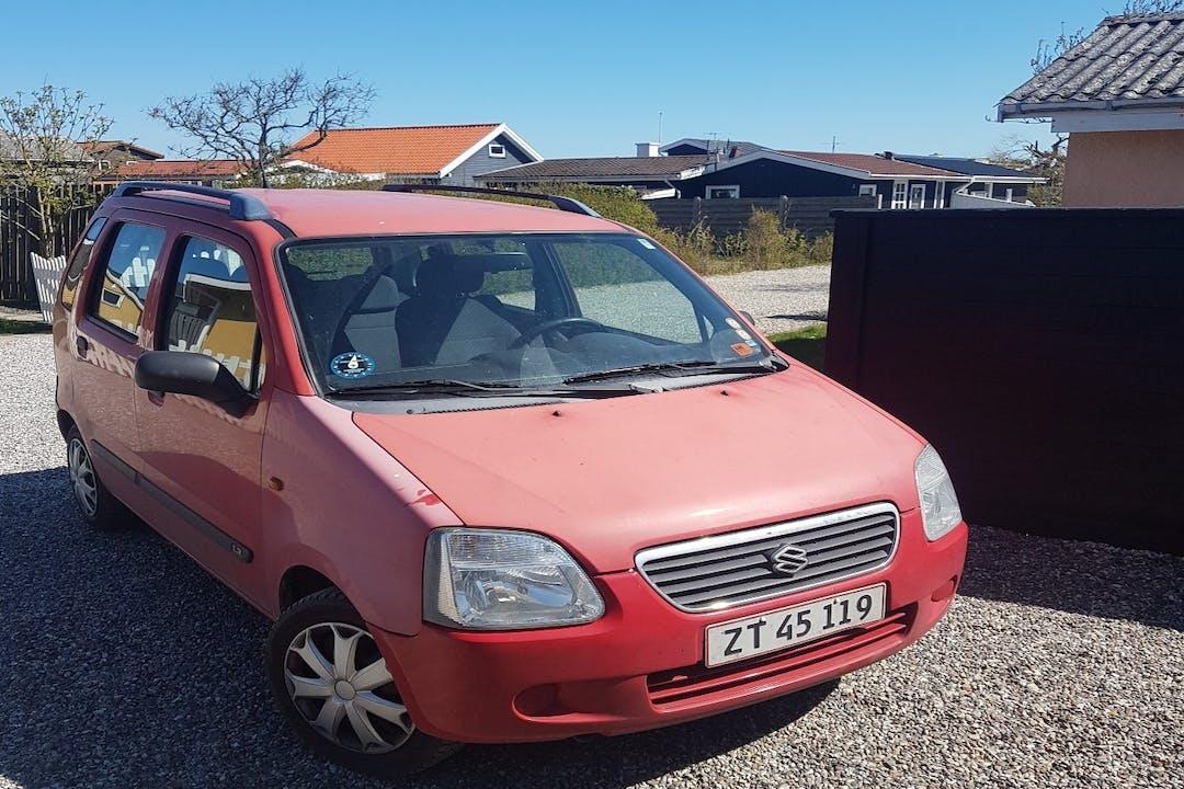 Billig billeje af Suzuki Wagon R nær 2450 København.