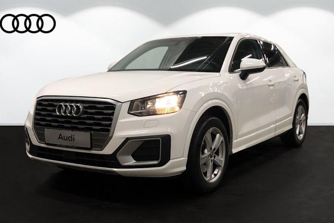 Billig billeje af Audi Q2 med Bluetooth nær 6823 Ansager.