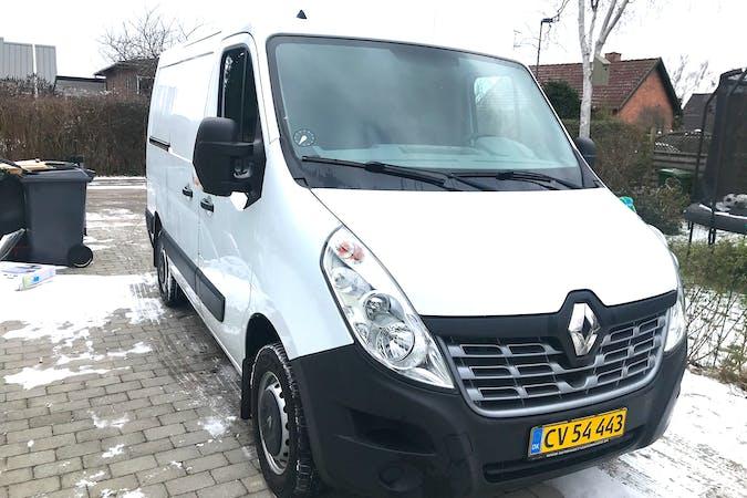 Billig billeje af Renault Master nær 2300 København.