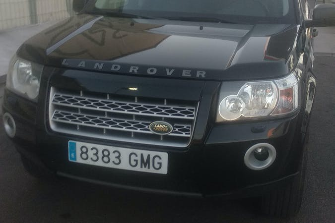 Alquiler barato de Land Rover Freelander cerca de 10005 Cáceres.
