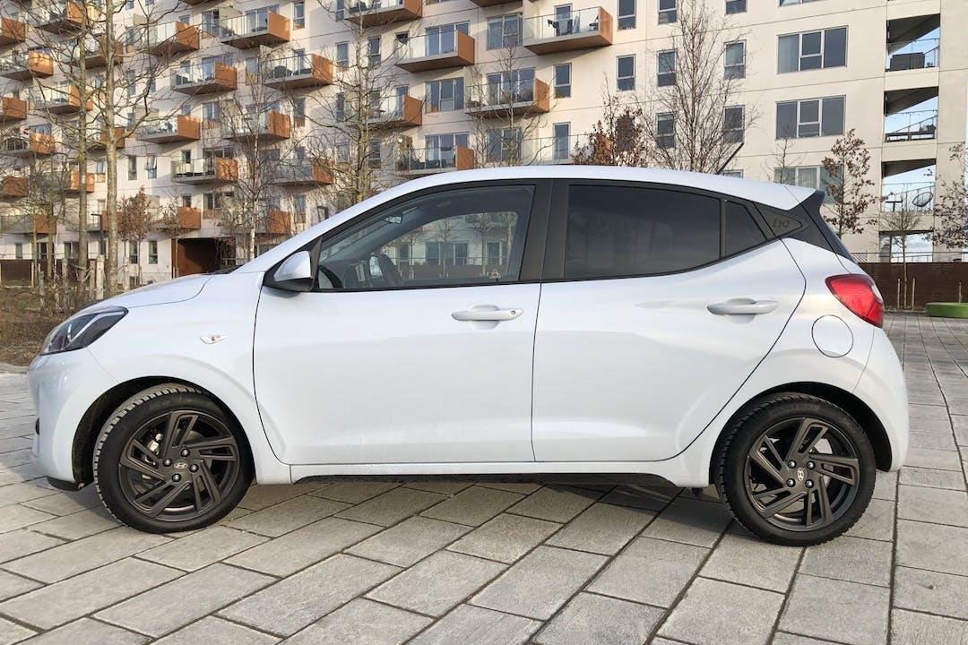 Billig billeje af Hyundai i10 nær 2300 København.