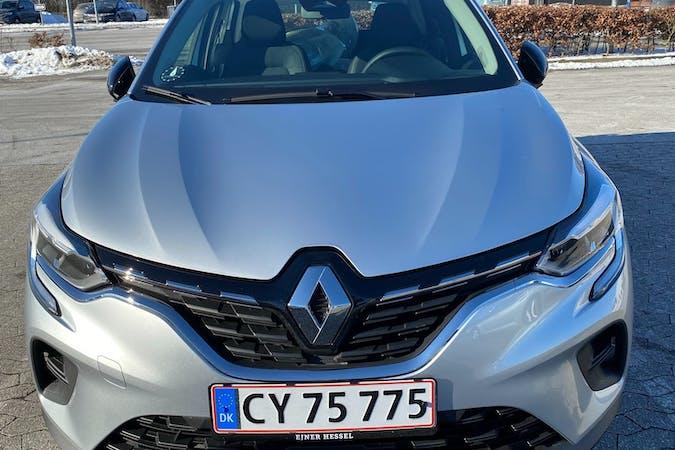 Billig billeje af Renault Captur med Isofix beslag nær 2450 København.