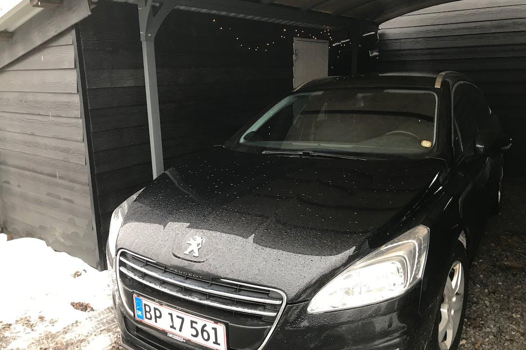 Billig billeje af Peugeot 508 nær 2730 Herlev.