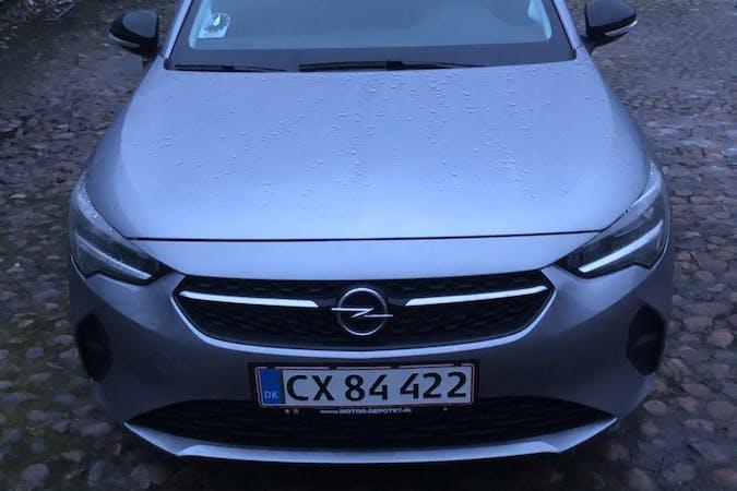 Billig billeje af Opel Corsa med Isofix beslag nær 5592 Ejby.