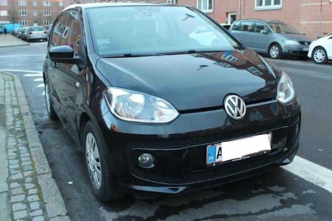 Billig billeje af Volkswagen UP! med GPS nær 2600 Glostrup.