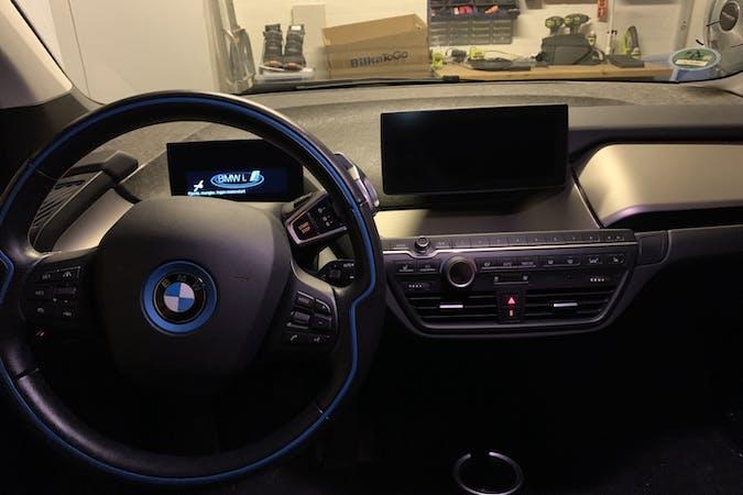 Billig billeje af BMW I3 med GPS nær 7430 Ikast.