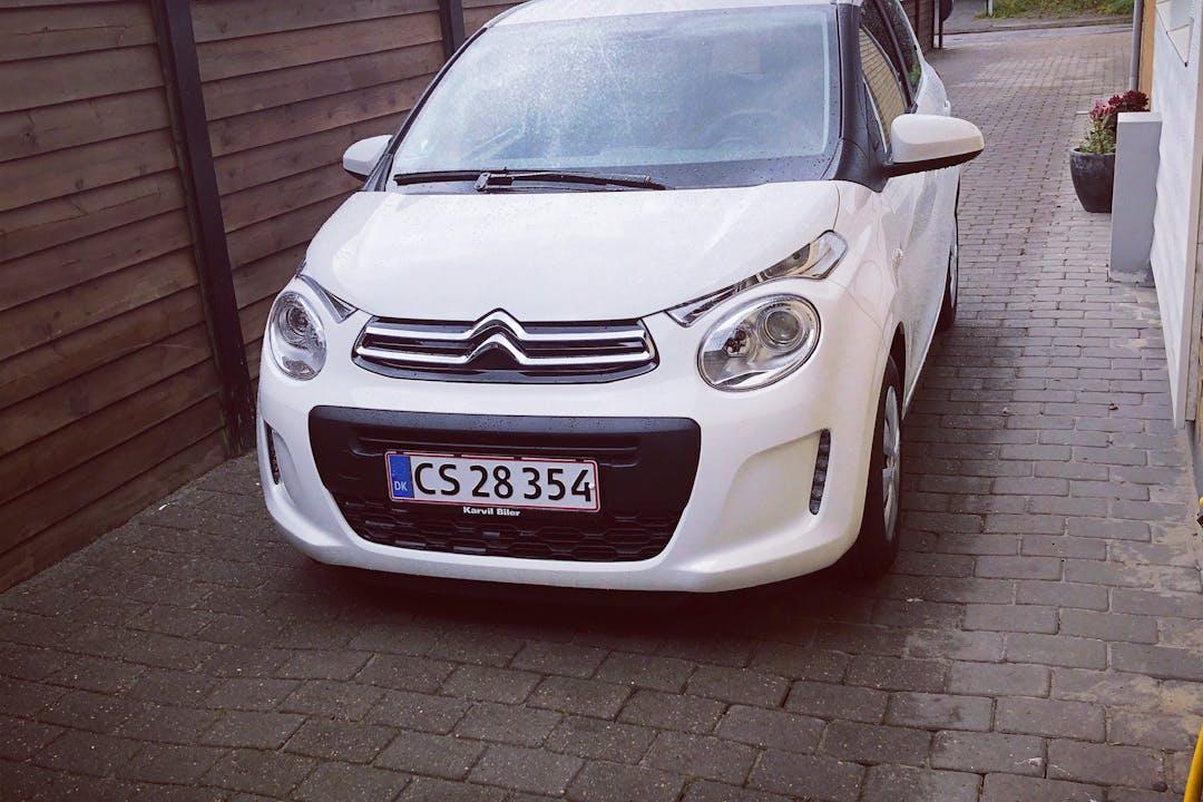 Billig billeje af Citroën C1 nær 7000 Fredericia.