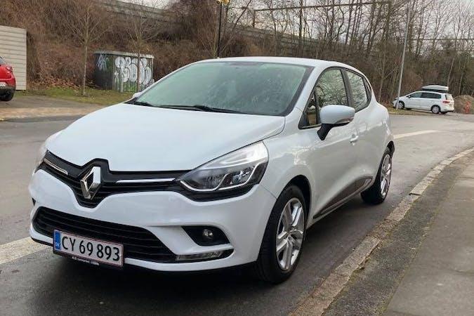 Billig billeje af Renault Clio nær 5000 Odense.