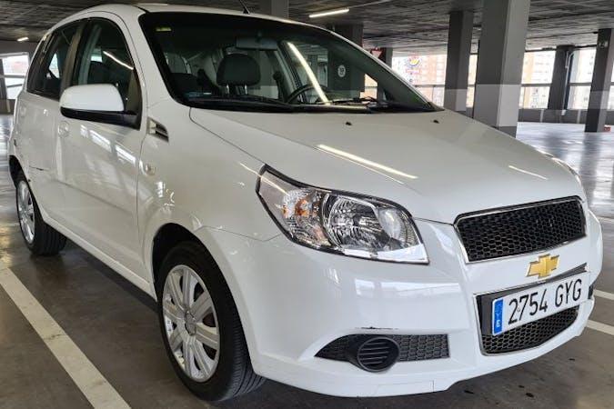 Alquiler barato de Chevrolet-Gm Aveo 1.4 Ls cerca de 28025 Madrid.
