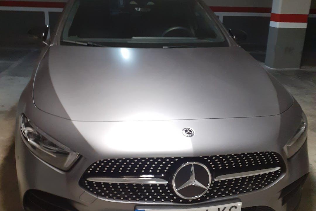 Alquiler barato de Mercedes A-Class cerca de 46002 València.