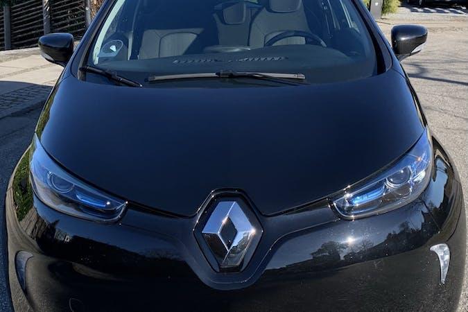 Billig billeje af Renault Zoe med GPS nær 2820 Gentofte.