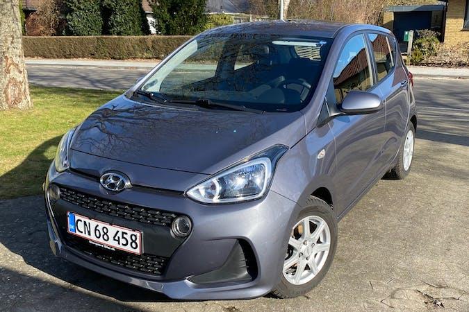 Billig billeje af Hyundai i10 nær 6740 Bramming.