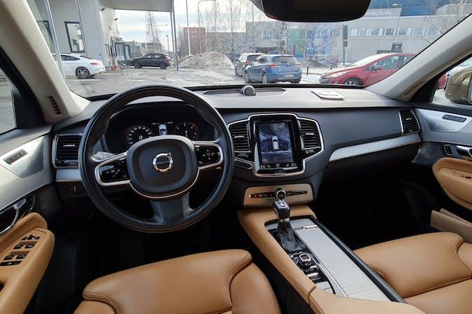 Volvo XC90n halpa vuokraus GPSn kanssa lähellä 02600 Espoo.