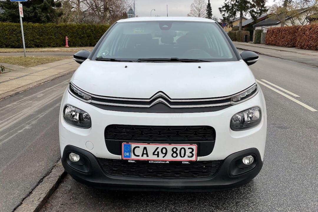 Billig billeje af Citroën C3 med Isofix beslag nær 2660 Brøndby Strand.