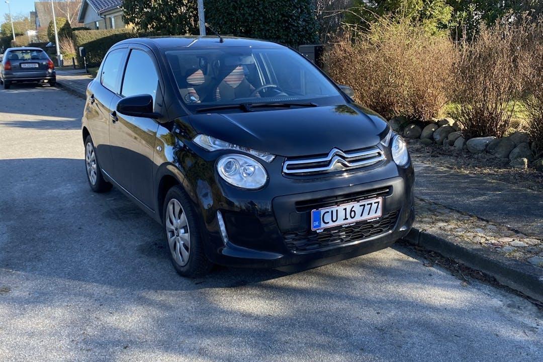 Billig billeje af Citroën C1 med GPS nær 8660 Skanderborg.