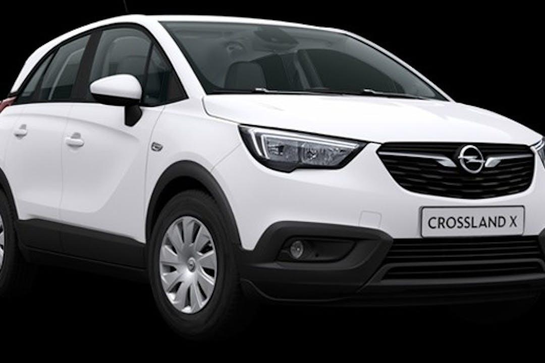 Billig billeje af Opel Crossland X nær 8870 Langå.
