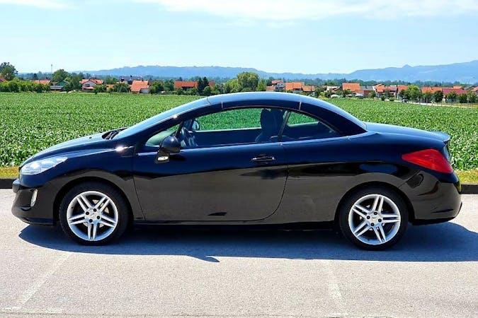 Alquiler barato de Peugeot 308 CC con equipamiento GPS cerca de 30202 Cartagena.