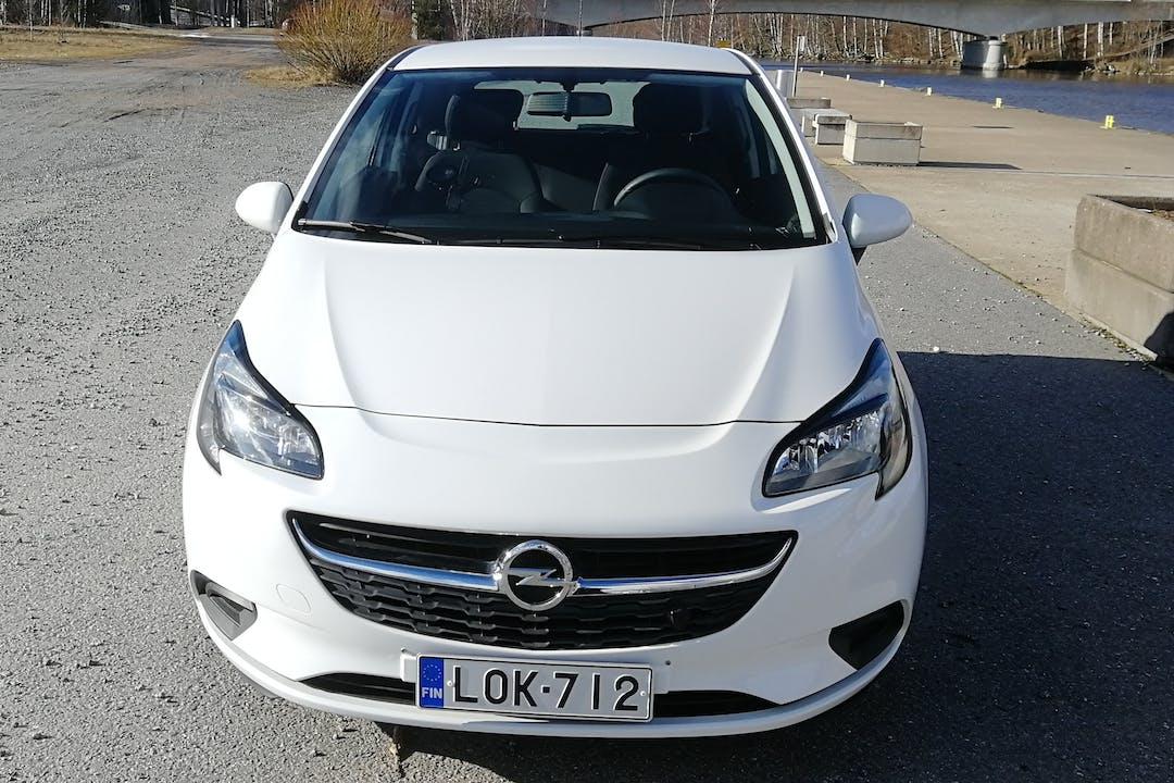 Opel Corsan lalpa vuokraus lähellä 37100 Nokia.
