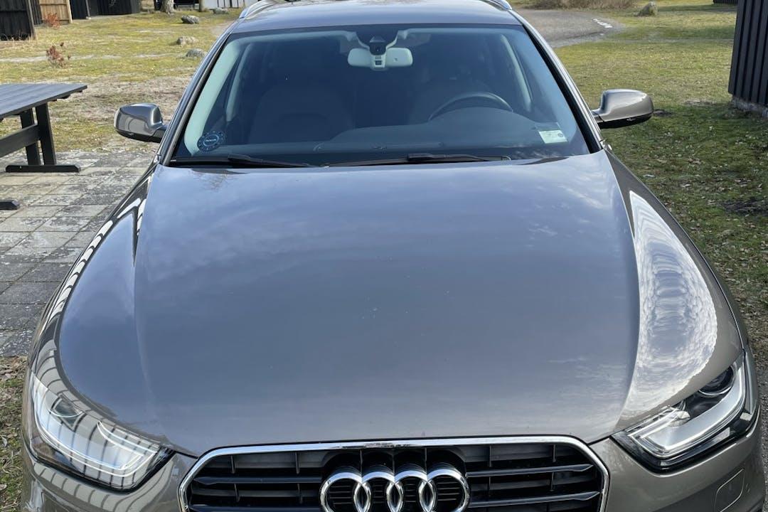 Billig billeje af Audi A4 med Aircondition nær 2300 København.