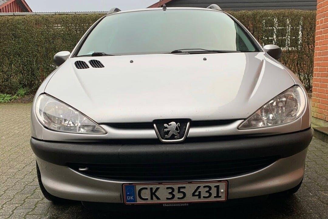 Billig billeje af Peugeot 206 nær 6700 Esbjerg.