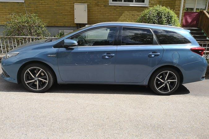 Billig biluthyrning av Toyota Auris i närheten av 461 57 Torsred-Strömslund.