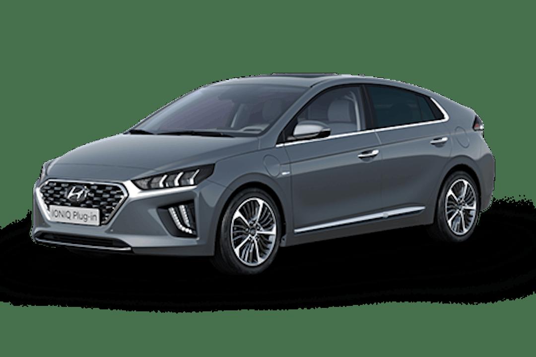 Billig billeje af Hyundai Ioniq nær 2300 København.
