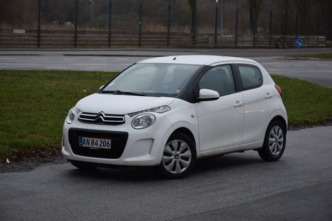Billig billeje af Citroën C1 nær 8200 Aarhus.