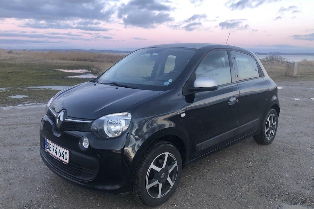 Billig billeje af Renault Twingo nær 8200 Aarhus.