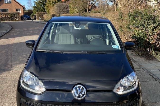 Billig billeje af Volkswagen UP! med Isofix beslag nær 2830 Virum.